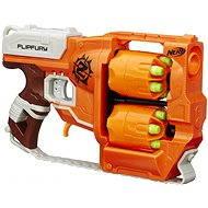 Nerf Zombie Strike Flipfury - Detská pištoľ