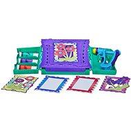 Play-Doh Vinci – Cestovná zdobiaca súprava - Kreatívna súprava