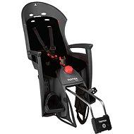 Hamax Siesta sivá/čierna - Detská sedačka na bicykel