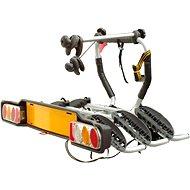 Perruzo Nosič pre ťažné zariadenie SIENA pre 3 bicykle Fe, strieborný - Nosič bicyklov