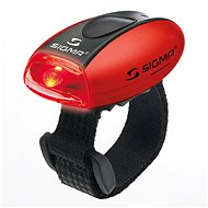 Sigma Micro červená/zadné svetlo LED-červená - Svetlo na bicykel