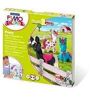 FIMO Kids 8034 – Form & Play Poníky - Kreatívna súprava