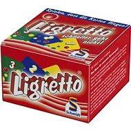Ligretto - červené - Kartová hra