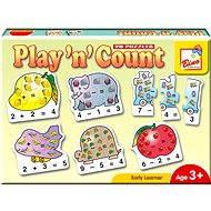 Bino Hrať a počítať - Vzdelávacia hračka