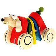 Bino Tahací pes - Ťahacia hračka