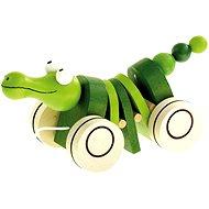 Bino Ťahací krokodíl - Ťahacia hračka