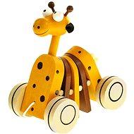 Bino Ťahacia žirafa - Ťahacia hračka
