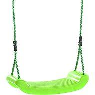 Hojdačka CUBS VIP – plastové sedadlo svetlo-zelené - Hojdačka