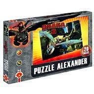 Ako trénovať Dragon 2 - Maxi Jigsaw Puzzle Hra - Puzzle