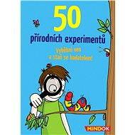 50 Prírodných experimentov - Spoločenská hra