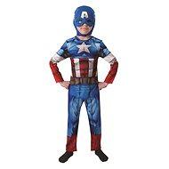 Avengers: Age of Ultron – Captain America Classic veľkosť L - Detský kostým