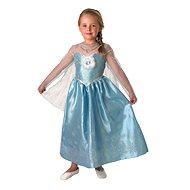 Šaty na karneval Ľadové kráľovstvo - Elsa Deluxe veľ. M - Detský kostým