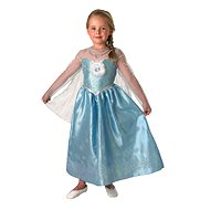 Šaty na karneval Ľadové kráľovstvo – Elsa Deluxe veľ. L - Detský kostým