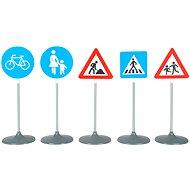 Klein Dopravné značky 2 - Herná súprava