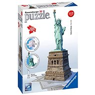 Ravensburger 3D 125845 Socha Svobody - Puzzle