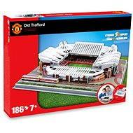 3D Puzzle Nanostad UK - Old Trafford futbalový štadión Manchester United - Puzzle
