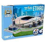 3D Puzzle Nanostad UK – Etihad futbalový štadión Manchester City - Puzzle