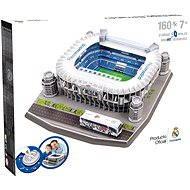3D Puzzle Nanostad Spain - Santiago Bernabeu futbalový štadión Real Madrid - Puzzle