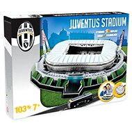 3D Puzzle Nanostad Italy - Juve Stadium futbalový štadión Juventus - Puzzle