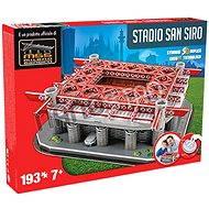 3D Puzzle Nanostad Italy – San Siro futbalový štadión Milan's packaging - Puzzle