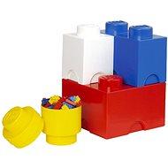 LEGO Úložné boxy – Multipack 4 ks - Úložný box