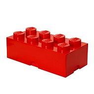 LEGO Úložný box 250 × 500 × 180 mm – červený - Úložný box