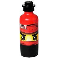 LEGO Ninjago Fľaša na pitie - červená - Fľaša na vodu