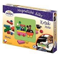 Detoa Krtko - Magnetické puzzle - Puzzle