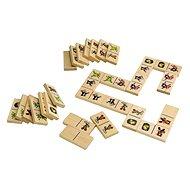 Krtko - Drevené domino - Domino