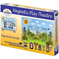 Krteček – Magnetické divadlo - Herná sada