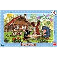 Krtko na návšteve - Puzzle