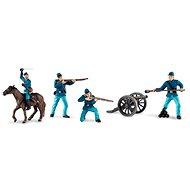 Dizajnérska Tuba – Americká občianska vojna (Únia) - Didaktická hračka