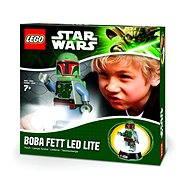 LEGO Star Wars Boba Fett - Svietiaca figúrka