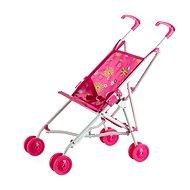 Kočík pre bábiky – golfové palice - Kočík pre bábiky