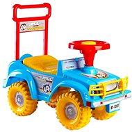 Odrážadlo auto Jeep Yupee, modré - Odrážadlo