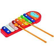 Xylofón 26 cm - Hudobná hračka