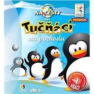Tučniaky na pochode - Spoločenská hra