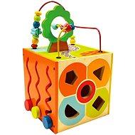 Bino Motorická kocka - Interaktívna hračka