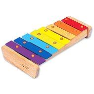 Dúhový xylofón - Hudobná hračka