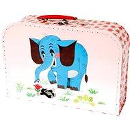 Detský kufrík - Krtko a slon - Kufrík