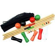 Kriket pre 4 hráčov - Hra na záhradu