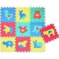 Penové puzzle – Zvieratá - Puzzle