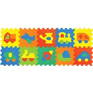 Penové puzzle – Dopravné prostriedky - Penové puzzle