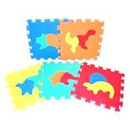 Penové puzzle - Dinosaury - Penové puzzle