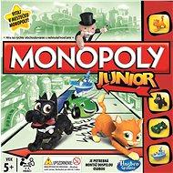Monopoly JUNIOR - SK verzia - Spoločenská hra