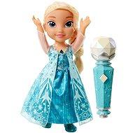 Ľadové kráľovstvo - Spievajúca Elsa - Bábika