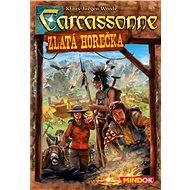 Rozšírenie spoločenskej hry Carcassonne - Zlatá horúčka - Rozšíření společenské hry