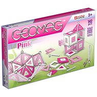 Geomag – Panel Pro Girl 142 dielikov - Magnetická stavebnica
