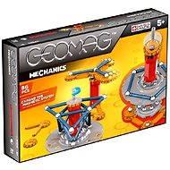Geomag - Mechanics 86 dielikov - Magnetická stavebnica