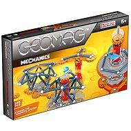 Geomag – Mechanics 146 dielikov - Magnetická stavebnica